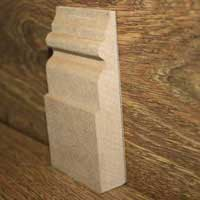 Georgian MDF Skirting