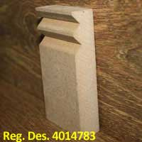 Jazz MDF Skirting