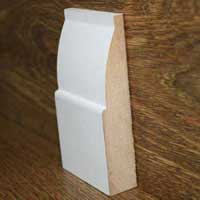 Ovolo maple Skirting