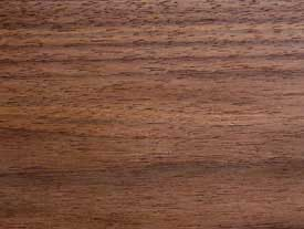 walnut grain skirting board