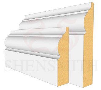 324 Profile Skirting Board