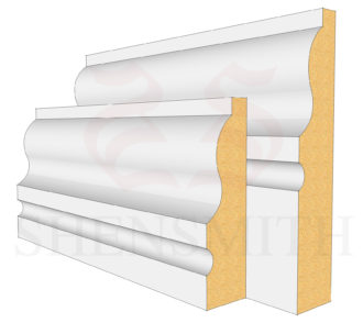 327 Profile Skirting Board