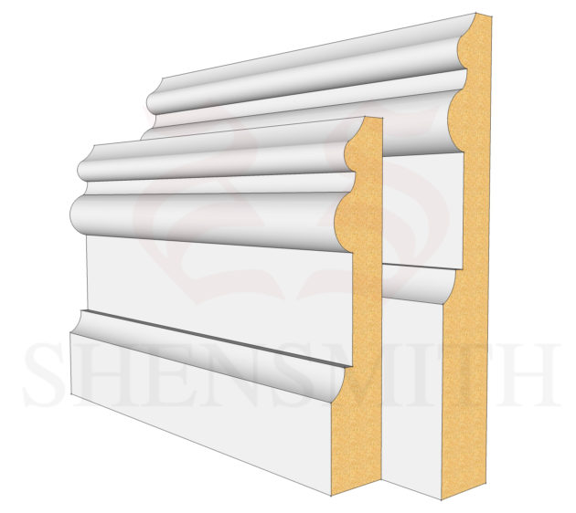 Adrian MDF Skirting Board