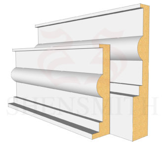 Classic Profile Skirting Board