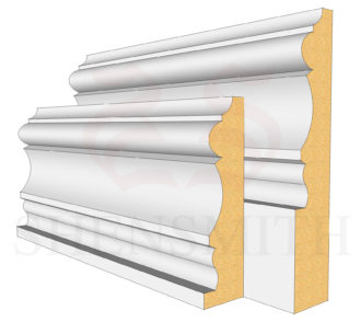 Derby MDF Skirting Board