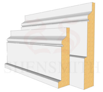 Hazel Profile Skirting Board