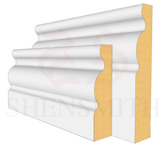 Regency MDF Skirting Board