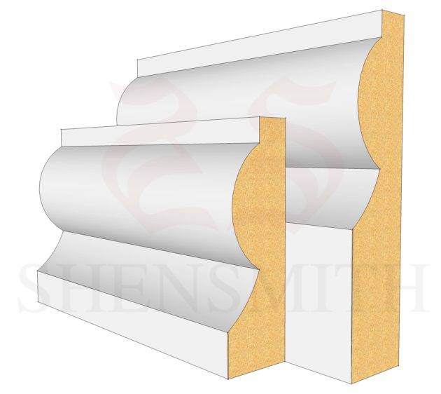 Torus Skirting Board from SkirtingBoards.com