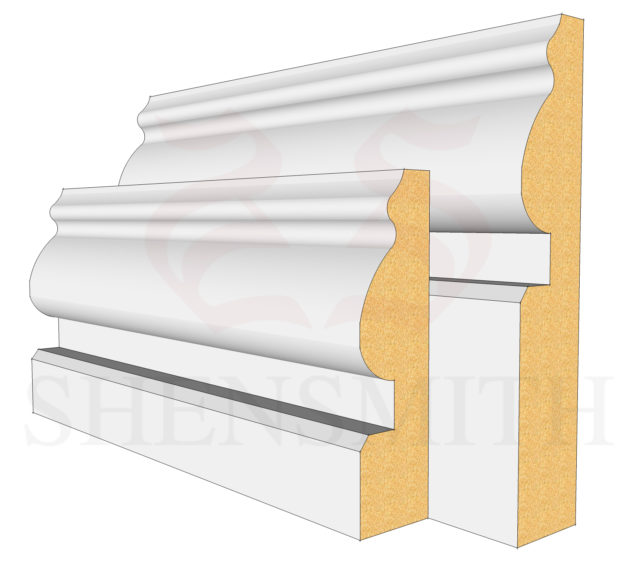 worcester skirting board from skirtingboards.com