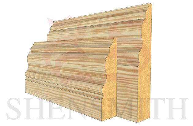 330 Pine Skirting Board
