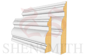 PIB MDF Skirtng Board