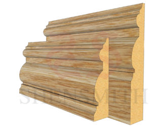 PIB Oak Skirting Board