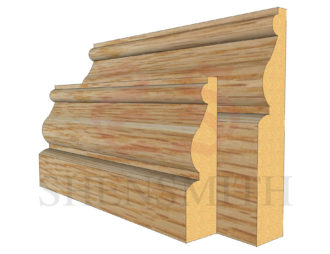 ayelsbury Oak Skirting Board