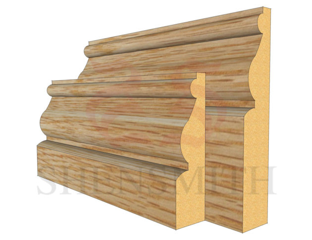 ayelsbury Oak Skirting Board