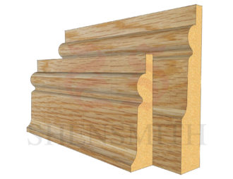 chelsea Oak Skirting Board