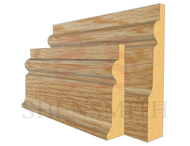 chelsea Oak Skirting Board