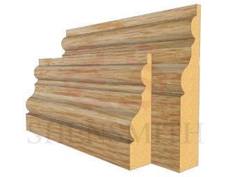 essex Oak Skirting Board