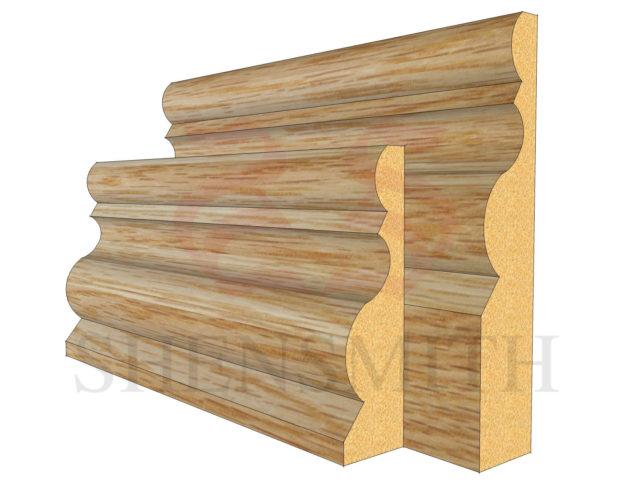 highgrove Oak Skirting Board