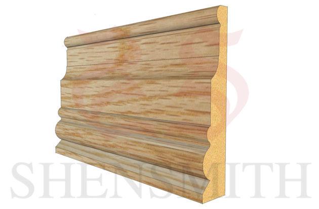 london Oak Skirting Board