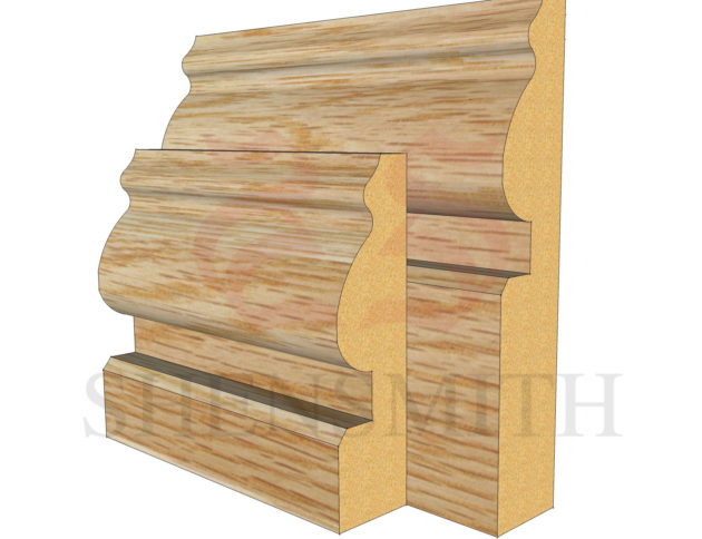 worcester Oak Skirting Board